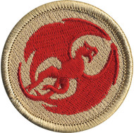Official Licensed Dragon Patrol Patch