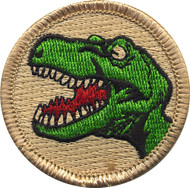 Dino Patrol Patch