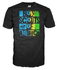 BSA Color Block T-Shirt (SP5176)