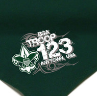 Custom Boy Scout Troop Neckerchief with Power Scouts (SP5619)
