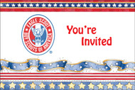 Eagle Scout Invitation Post Cards