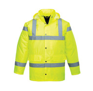 Atomic Hi Vis Traffic Jacket