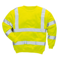 Atomic Hi Vis Sweatshirts Top