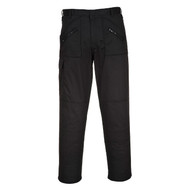 Atomic Action Work Trouser with Zip Close pockets
