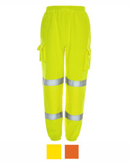 Atomic Hi-Vis Jogging Bottom