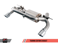 AWE Tuning BMW F22 M235i Touring Edition Axle-Back Exhaust