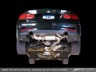 AWE Tuning BMW F3x 335i Touring Edition Exhaust