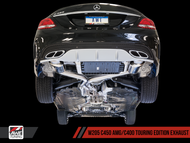 AWE Tuning Mercedes-Benz W205 C43 / C450 / C400 Touring Edition Exhaust