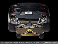 AWE Tuning Porsche Panamera 2/4 Track Edition Exhaust