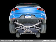 AWE Tuning Porsche Macan S and GTS Track Edition Exhaust