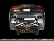 AWE Tuning Porsche Panamera S and 4S Touring Edition Exhaust (2010-2011)