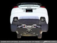 AWE Tuning Porsche Panamera Turbo Touring Edition Exhaust