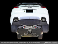 AWE Tuning Porsche Panamera Turbo Track Edition Exhaust
