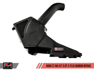 AWE Tuning S-FLO Intake kit - A6/A7 - C7 3.0TFSI (New Version)