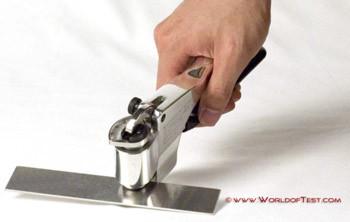 Webster Model B for Aluminum Alloys