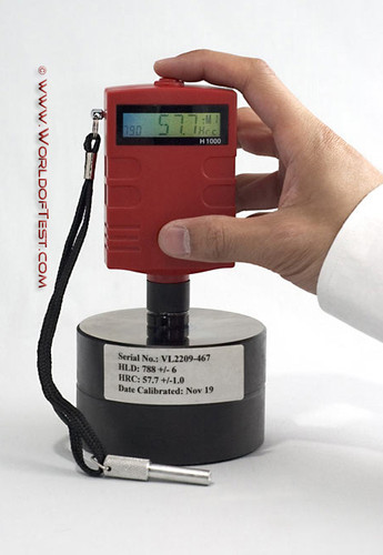 H1000 Portable Hardness Tester