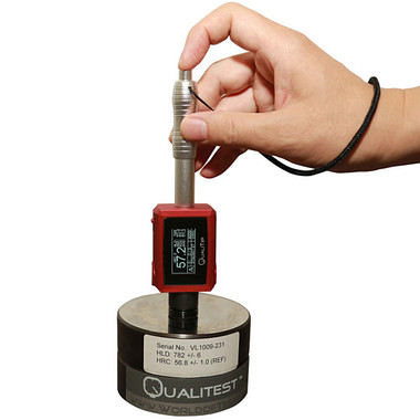 QualiTip Portable Hardness Tester