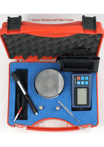 Qualitip II Portable Hardness Tester