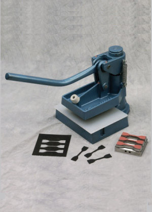Manual Test Sample Clicker Press