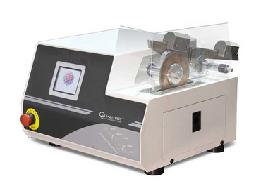 Precision Cutting Machine - QualiCut-LSS - Low-Speed Saw