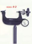 Ames Hardness Tester - Model 4-2
