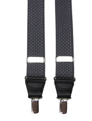 Grey Trouser Braces