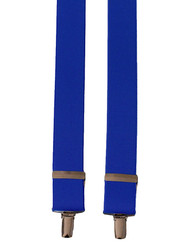 Royal Blue Braces