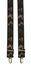 Horse Motif Braces