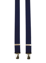 Kids Navy Blue Braces