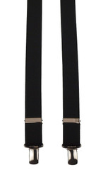 Kids Black Suspenders