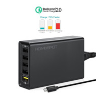 5-Port USB Charger, Multi-Port USB Charger