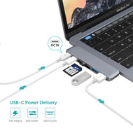 USB Type C Hubs for MacBook Pro