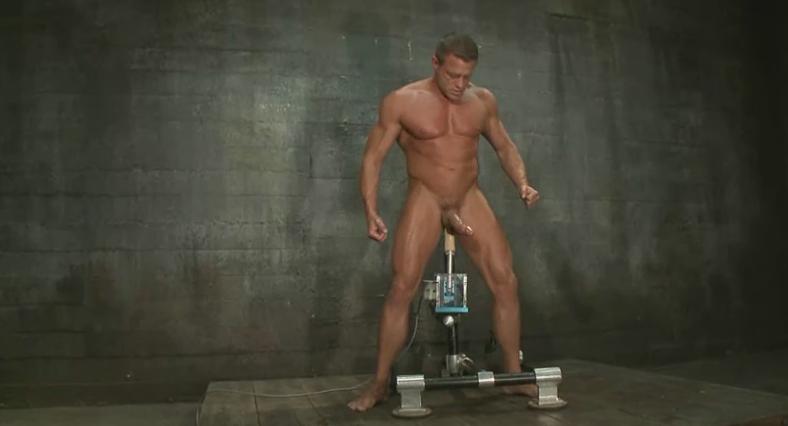 gay fucking machines anal