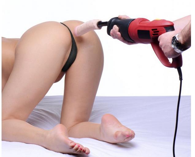 sex machines anal