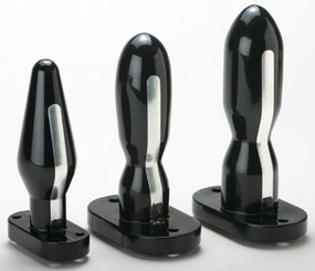 Folsom Electric Anal Plugs - Large