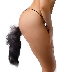 Fox Tail Anal Butt Plug