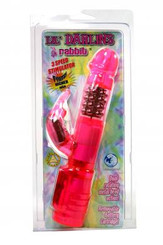Lil Darlins Pink Rabbit Vibrator