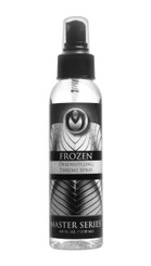 Master Series Frozen Deep Throat Desensitizing 4oz. Spray
