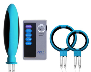 Mingle 4 Piece Electro Sex Stimulation Couples Kit