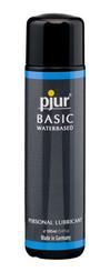 Pjur Basic Aqua Waterbased Lube 100 ml