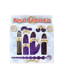 Royal Rabbit Sex Toy Kit