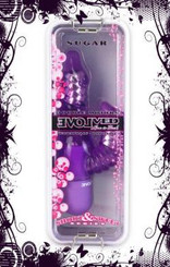 Short and Sweet Sugar Purple Massager