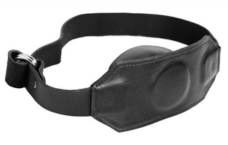 Strict Leather Stuffer Mouth Gag - Large