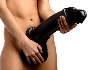 The Annihilator XXXL Huge Dildo