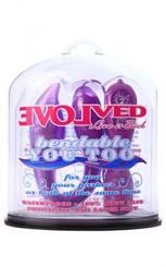 Bendable You Too Purple Couple's Vibrator