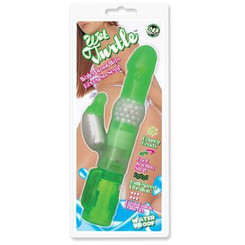 Wet Turtle Green Vibrator