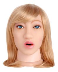 Face Fuck Felicity BlowJob Sex Doll