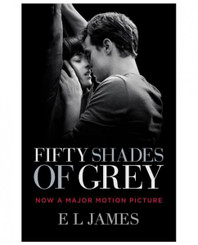 Fifty Shades Of Grey Book Movie Cover