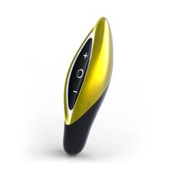 ZINI Seed - Black/Gold Luxury Clitoral Vibrator