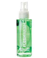 Fleshlight Toy Cleaner Fleshwash - 4 oz Bottle